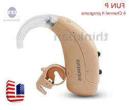 NEW SIEMENS HA FUN P BG Digital Hearing Aid High-Power BTE M
