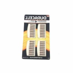 Duracell Hearing Aid 312 Battery Long Lasting Lightweight &