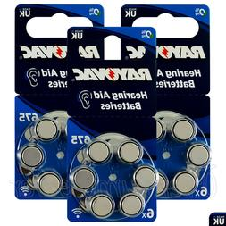 Rayovac Hearing Aid 675 Size Special batteries *Zinc air Mer