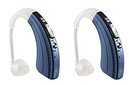 Hearing Aid Amplifier 4 Different Ear Domes Noise Cancellati