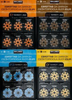Kirkland Signature Hearing Aid Batteries 48 Pack Zinc Air, S