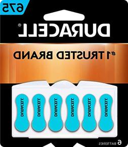 Duracell - Hearing Aid Batteries Size 675  - long lasting ba