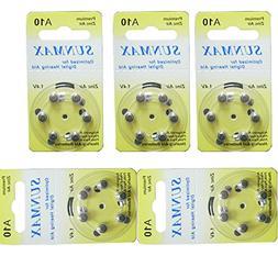 hearing aid batteries a10 10a