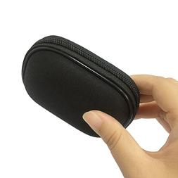 Hearing Aid Case Soft Earphone Protective Case for BTE, IEC,