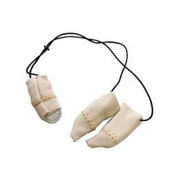 Hearing Aid Clips Hearing Aids Protection Cotton Made Binaur