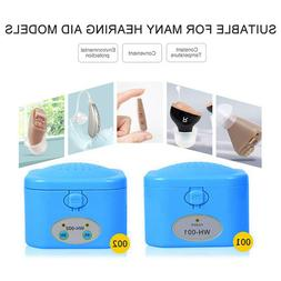 Hearing Aid Dryer with Timer Control Electric Hearing Amplif