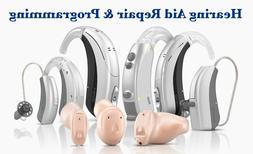 Hearing Aid Repair/Programming - Siemens/Rexton/Oticon/Stark