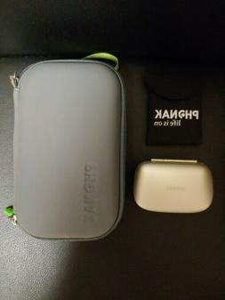 Phonak Hearing Aid Travel Case Set
