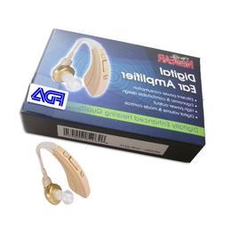 NewEAR Digital Hearing Amplifier, full Digital Circuitry, Lo