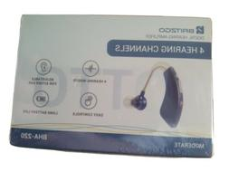 Digital Hearing Amplifier by Britzgo BHA-220. 500hr Battery