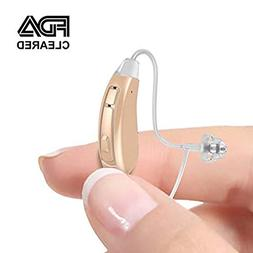 Hearing Amplifier Device for Adults, Seniors and Children, D