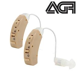 Hearing Amplifier Set Analog Hearing Machine Invisible Ear L