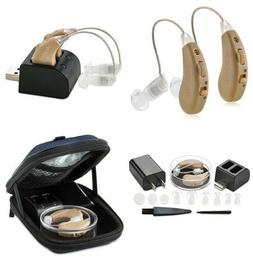 Hearing Amplifier Sound Aids Digital Adjustable Tone Small R