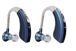 Digital Hearing Amplifiers Qty 2  500hr Battery by Britzgo B