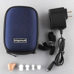 BEST K-88 Rechargeable acousticon In Ear Hearing Aid Audipho