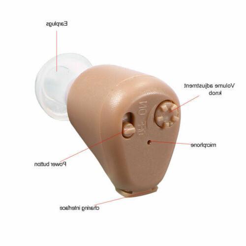 1 PCS Mini In-Ear Tone Amplifier