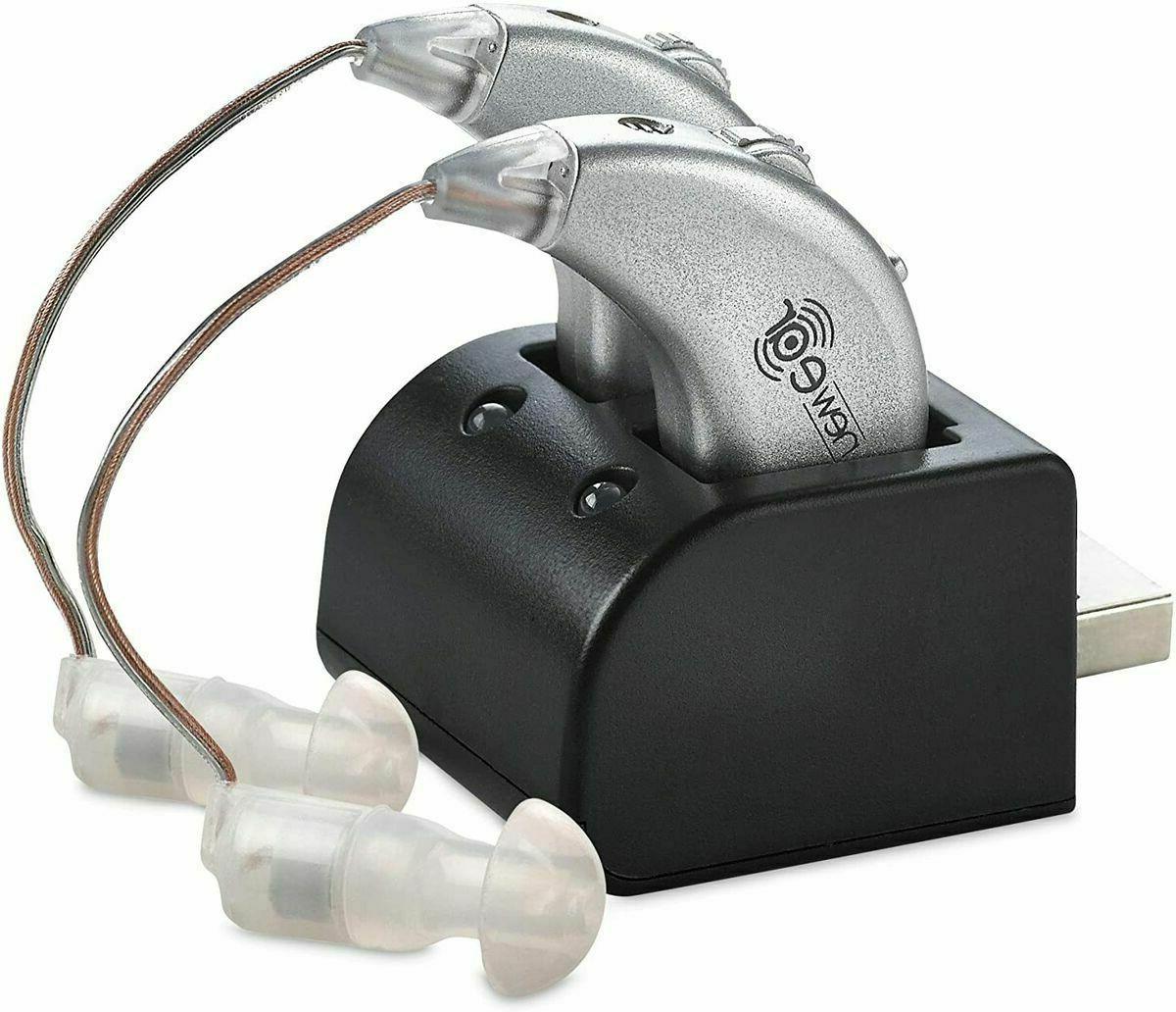 2 Digital Hearing Amplifier BTE