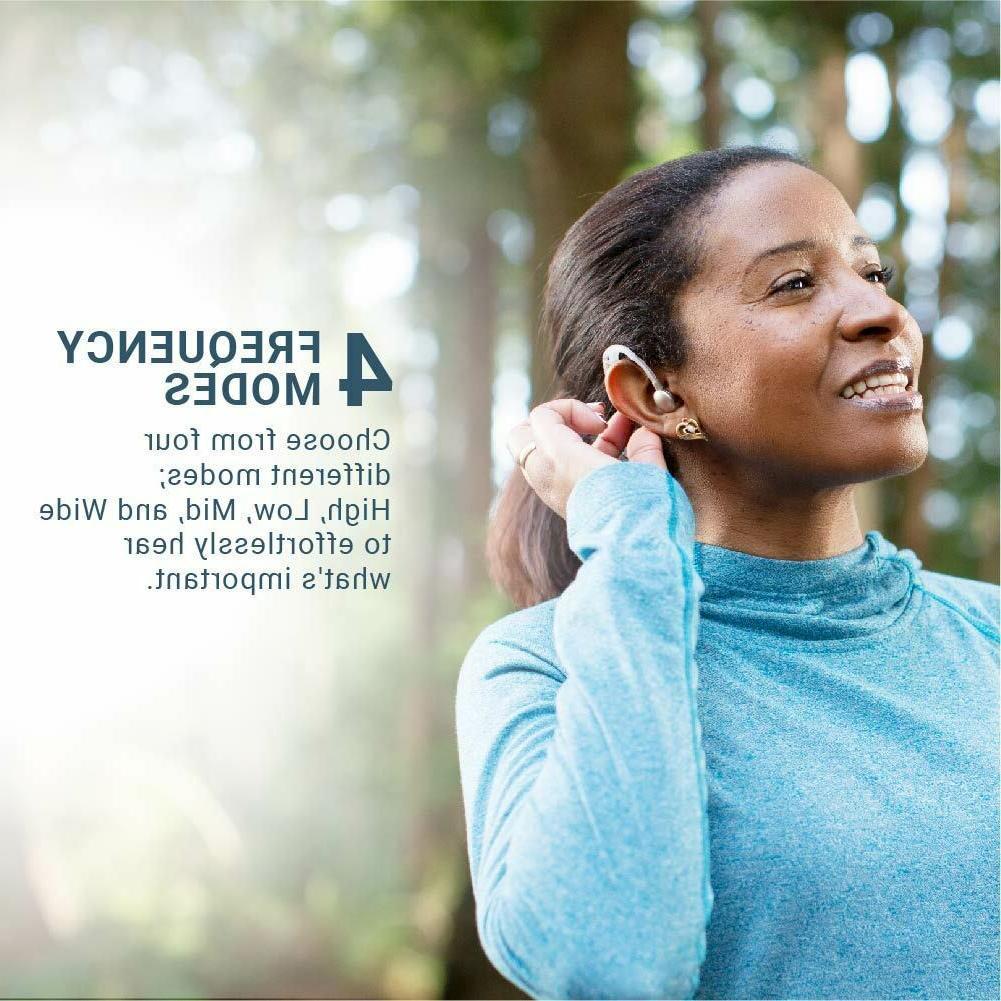 Britzgo Personal Hearing BHA-220 Blue BTE-