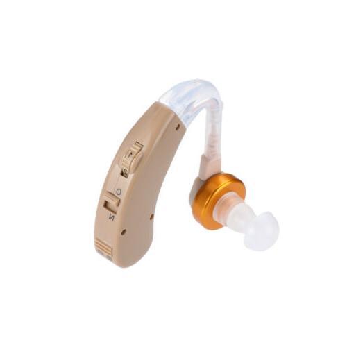 2 Hearing Aids Enhancer Sound Amplifier Assist