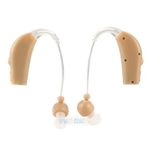2 Rechargeable Ear Hearing Sound