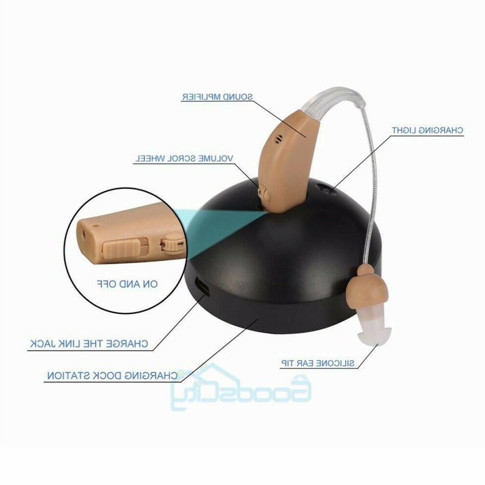 2020 Rechargeable Ear Adjustable