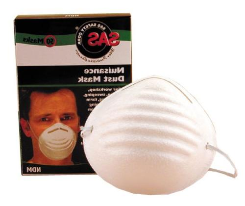 2985 non toxic dust mask