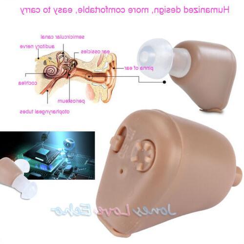 Aids Mini Ear Adjustable Tone