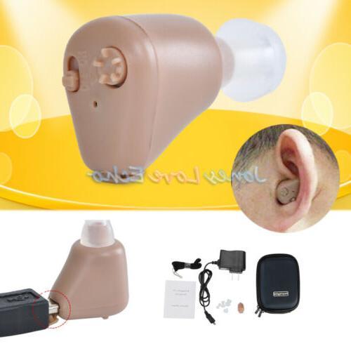 2Packs Digital Aids Mini Adjustable Tone