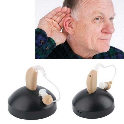 2x Acousticon Ear Aids Audiphone