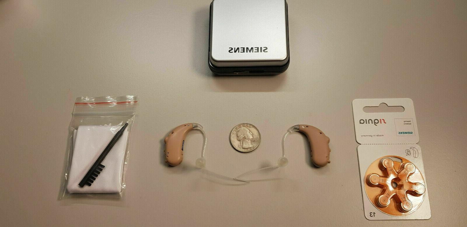 2xdigital hearing aids siemens impact m open