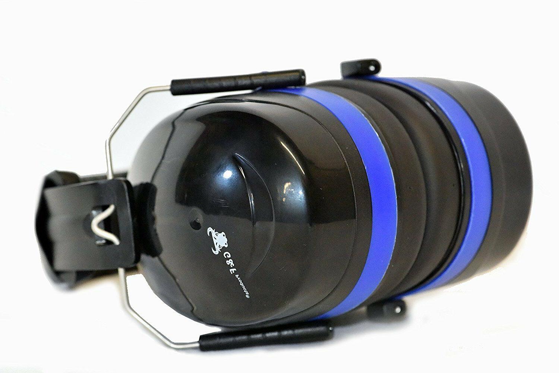 G 34 dB NRR Ear Muffs Shooting Adjustable Ear Protection
