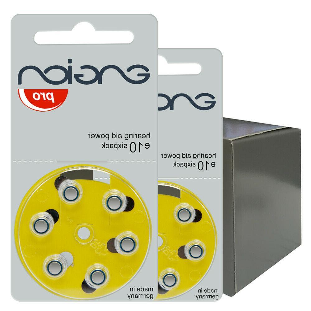 A10 Zinc 18pcs 1.45V PR70 10 A10 10A Air Performance Hearing