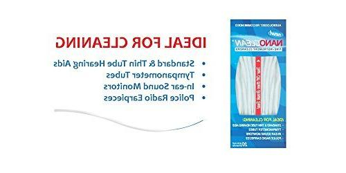 All-in-1 Kit Effective Hearing Cleaning Brush of 20 Ready-to-Use - Fine