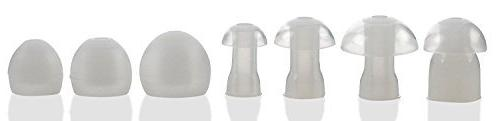 Hearing Aid - Universal Domes Hearing Aids - Small, Medium, Large & Earbud Replacements and Hearing Sound