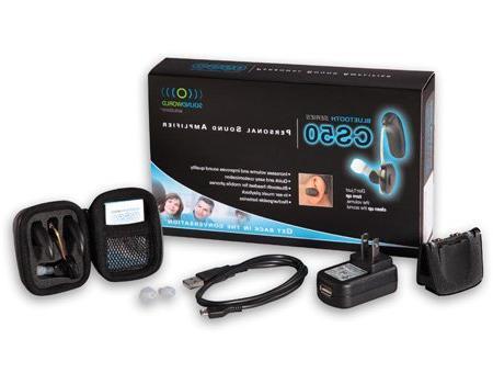 Sound World - Cs50 Personal Amplifier -