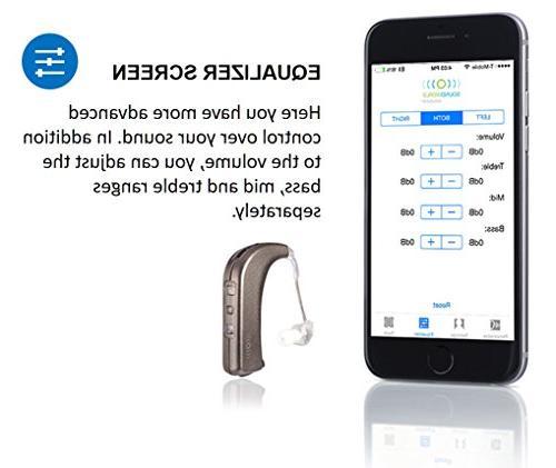 Sound Solutions Sidekick - Bluetooth Personal Sound Amplifier