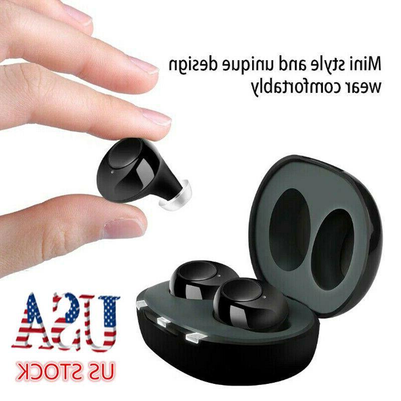 a39 mini hearing aids invisible 1 pair