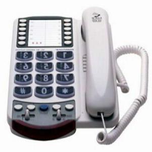ameriphone xl 40 single line corded phone