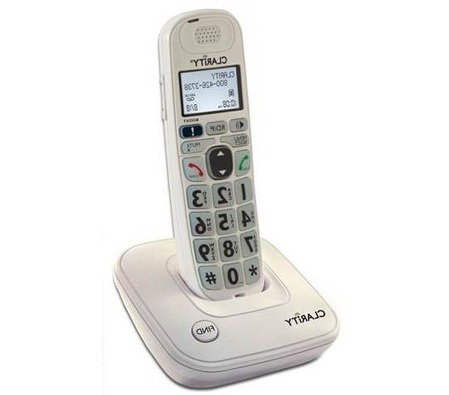 amplified cordless big button phone
