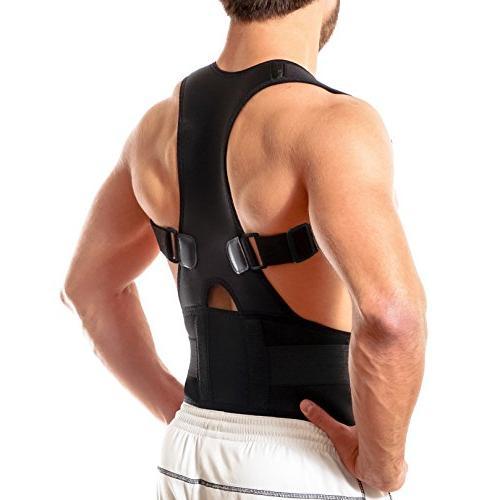 back brace posture corrector fully