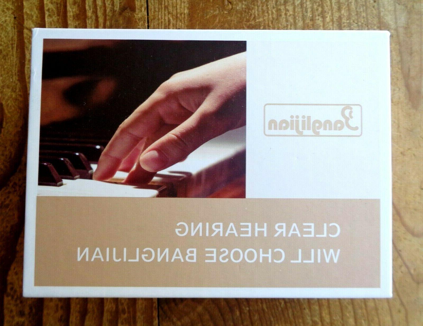 Banglijian Rechargeable Digital Noise Cancelling