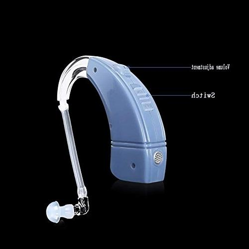 NAERFB Behind the ear prostheses auditory Digital Cordless deafness ZDB-200