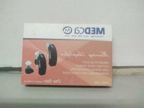 behind ear sound amplifier