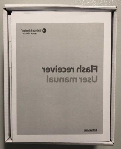 Bellman Symfon Care Home Alerting BE1442 Flash Receiver