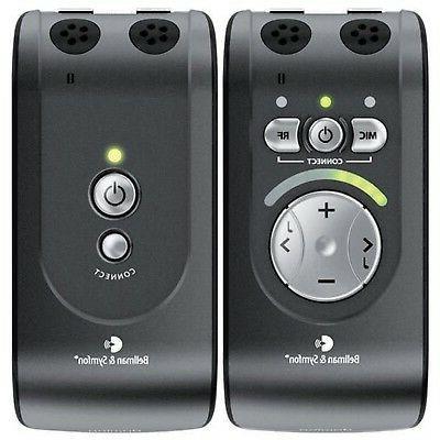 bellman and symfon domino pro listening system
