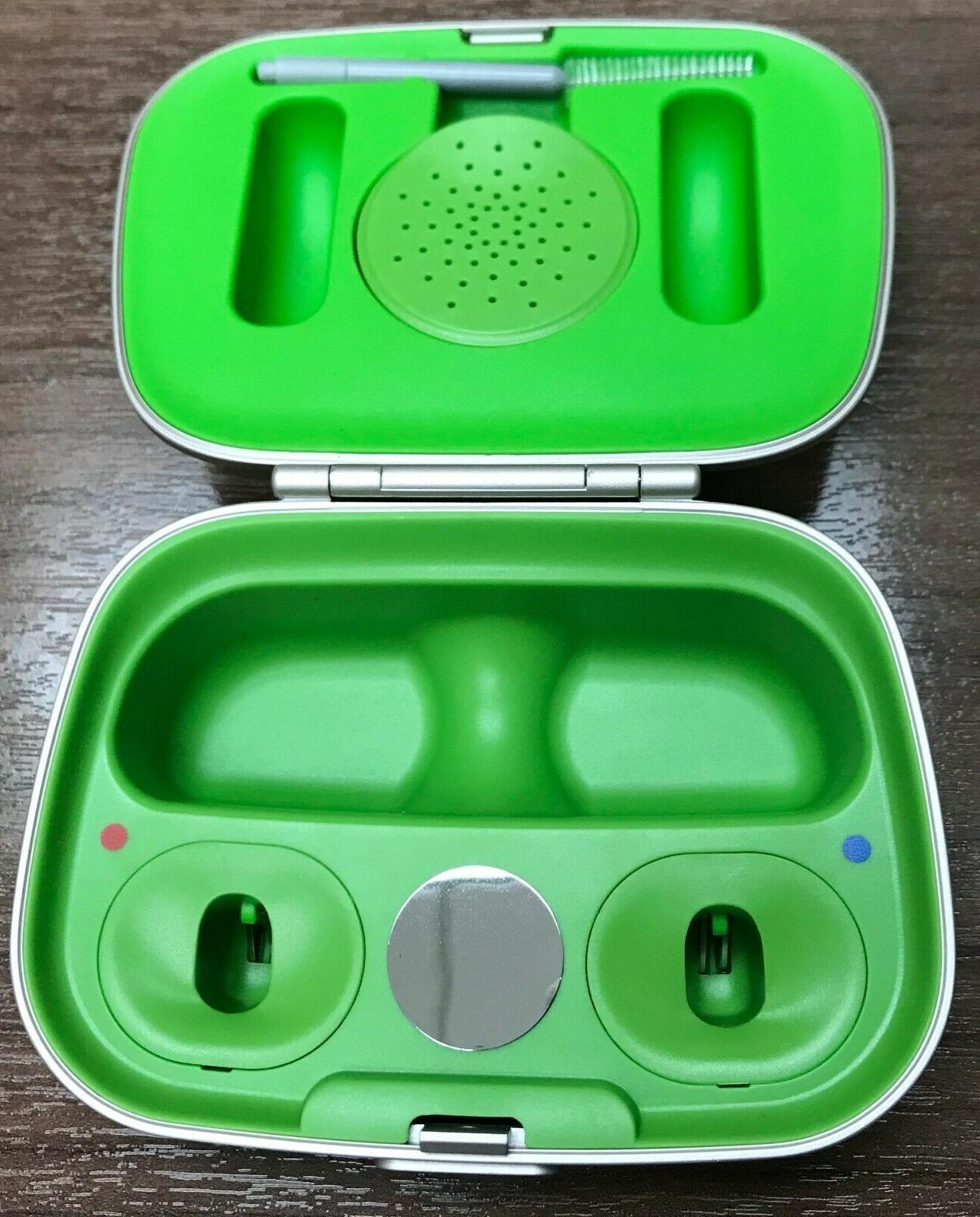 audeo belong ric hearing aid charger charging