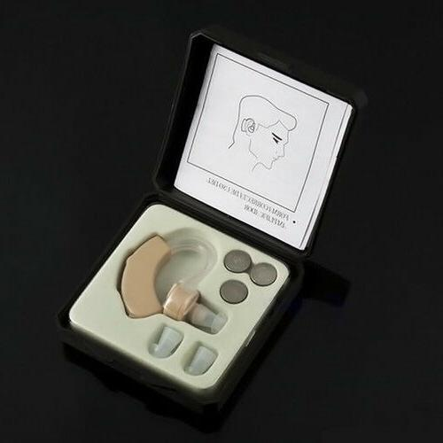 Best Digital Tone Hearing Aids Ear Amplifier New