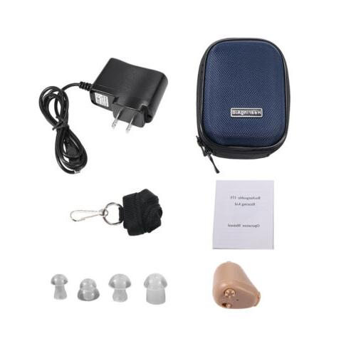 BEST In Ear Hearing Aid Audiphone Sound