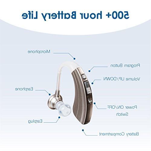 Britzgo Amplifier, Modern Designed Adjustable