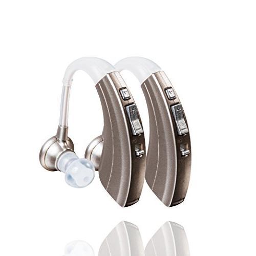 bha 220d silver hearing amplifier modern